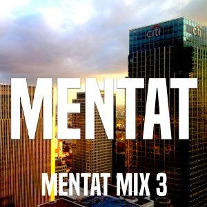 Mentat Mix 3 cover