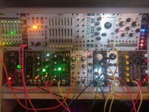 My eurorack synth