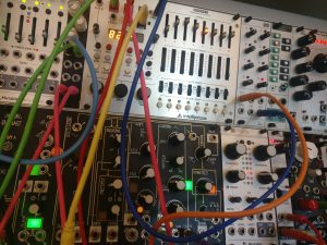 A eurorack synth