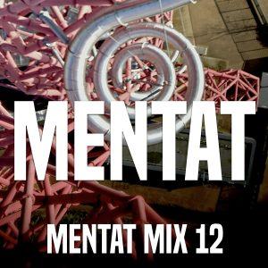 Mentat Mix 12 cover